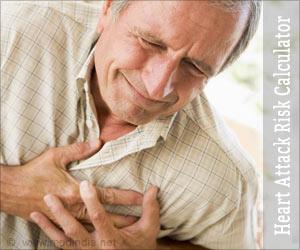 Un calculateur pour calculer le risque de la crise cardiaque