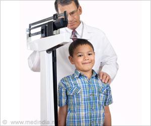 Taille et poids pour les enfants